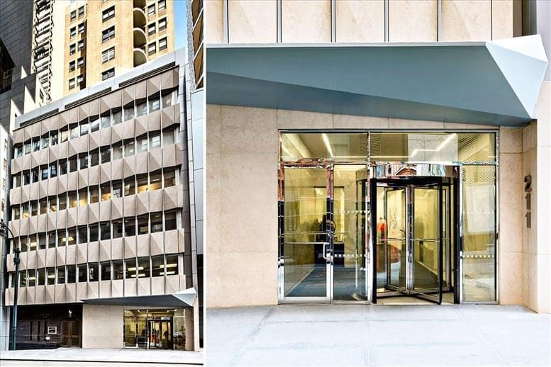 211 E 43rd St, Grand Central, Midtown East, Manhattan Office Space - NYC