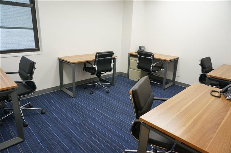 This is a photo of the office space available to rent on 211 E 43rd St, Grand Central, Midtown East, Manhattan