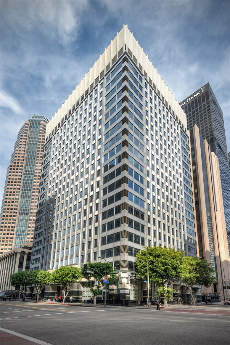 811 Wilshire Blvd, 17th Fl Office Space - Los Angeles