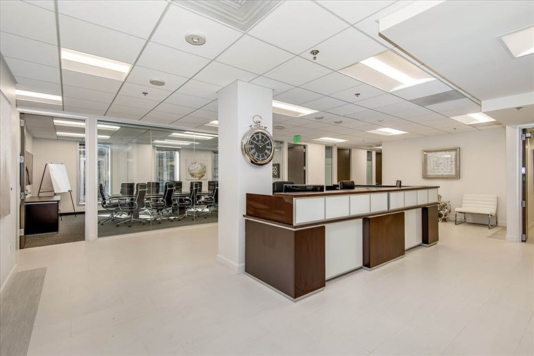 Picture of 811 Wilshire Blvd, 17th Fl Office Space available in Los Angeles