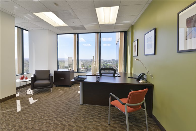 Orange Executive Tower, 1100 Town and Country Road Office for Rent in Orange
