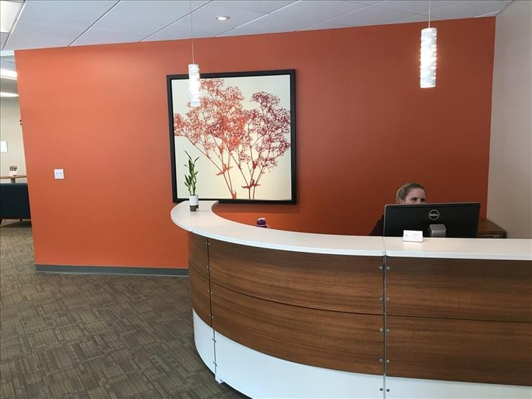 This is a photo of the office space available to rent on 2 Burlington Woods Dr, Burlington
