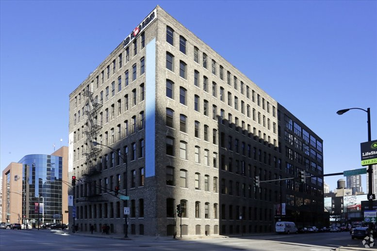 320 W Ohio St, River North Office Space - Chicago
