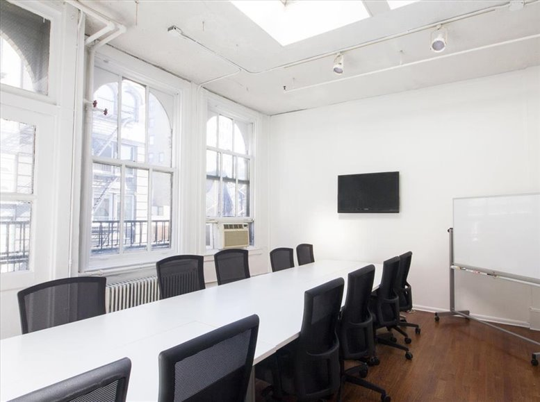 58 East 11th Street, 8th Floor Office for Rent in Manhattan