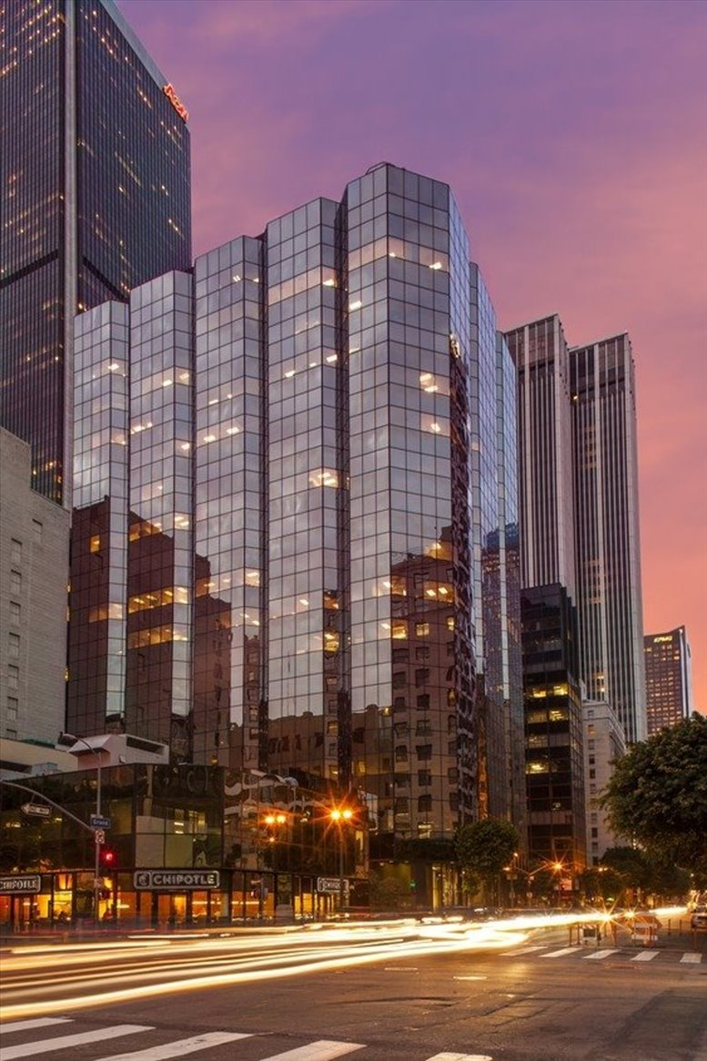 600 Wilshire Blvd, Financial District Office Space - Los Angeles