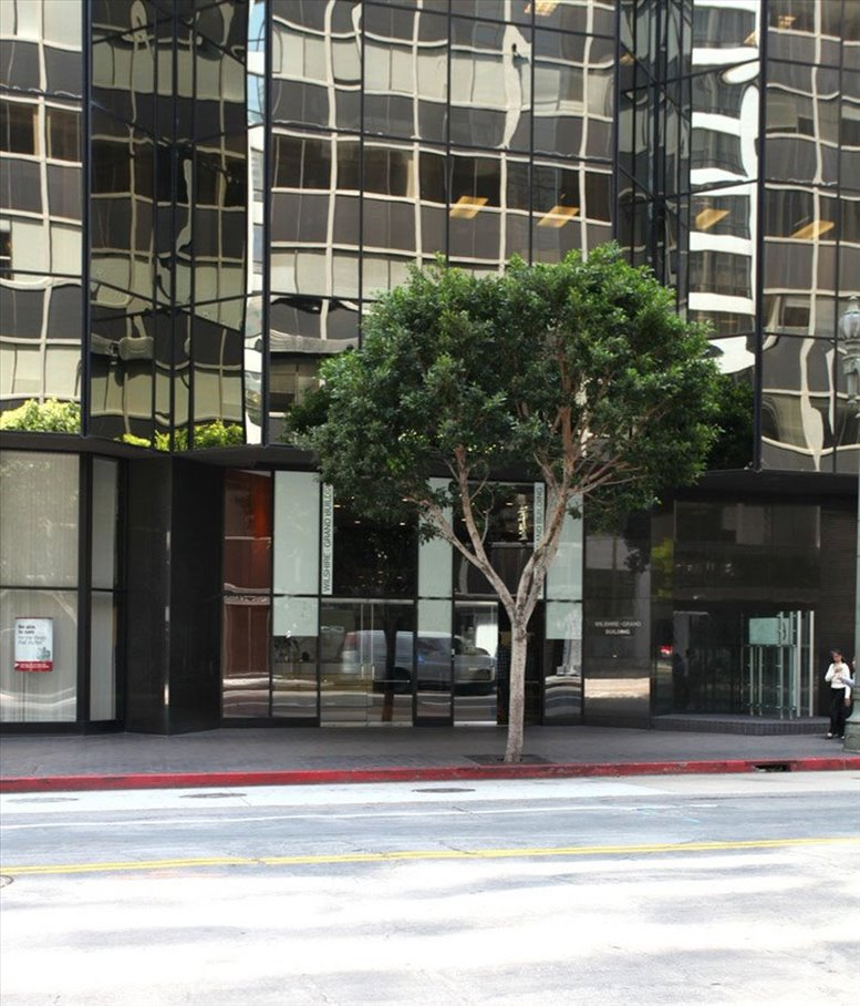 Photo of Office Space on 600 Wilshire Boulevard Los Angeles