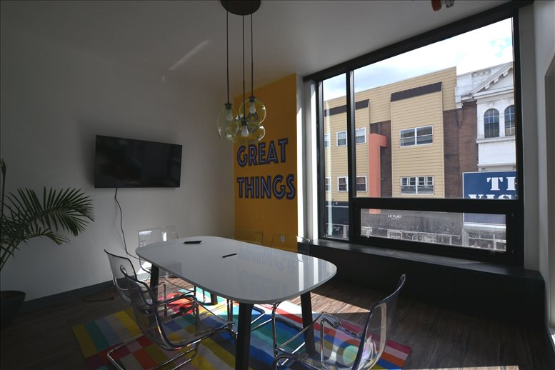 This is a photo of the office space available to rent on 417 South St, Queen Village, Center City