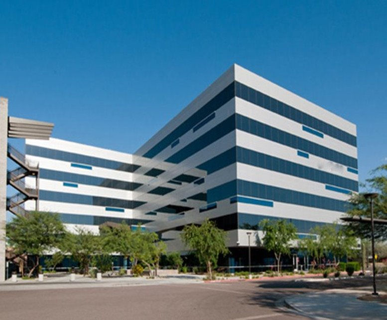 4600 E Washington St Office Space - Phoenix