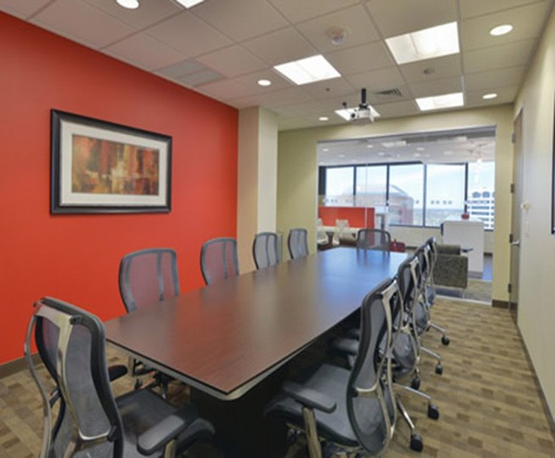 Picture of Century Link Tower, 20 E Thomas Rd, Midtown Office Space available in Phoenix