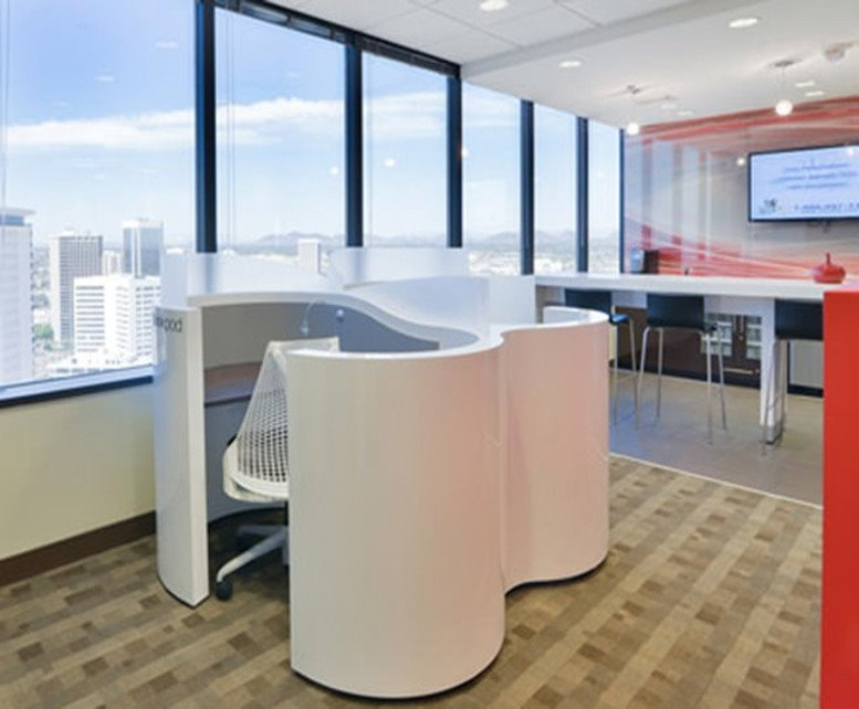 Office for Rent on Century Link Tower, 20 E Thomas Rd Phoenix