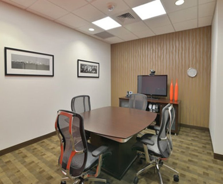 This is a photo of the office space available to rent on Century Link Tower, 20 E Thomas Rd, Midtown