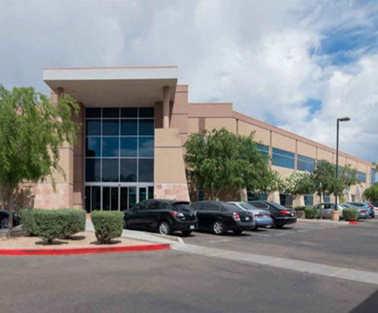Stapley Corporate Center available for companies in Mesa