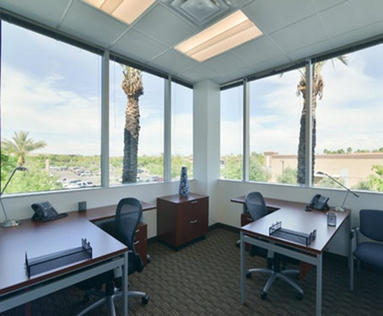 This is a photo of the office space available to rent on Stapley Corporate Center, 1910 S Stapley Dr