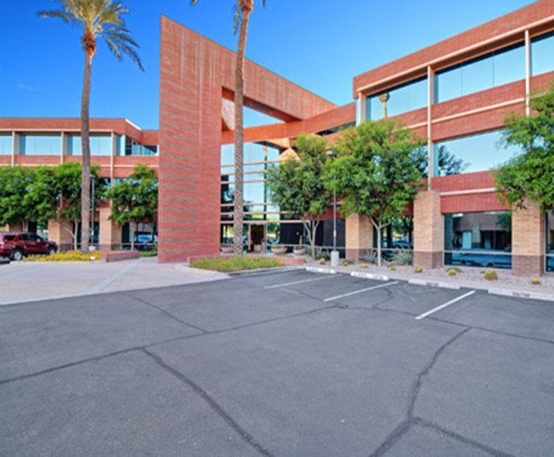 Raintree Corporate Center available for companies in Scottsdale