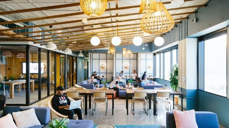 Burbank, 3900 West Alameda Avenue, Suite 1200 Office Space - Los Angeles