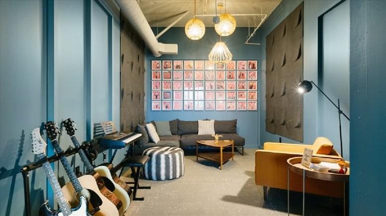 Burbank, 3900 West Alameda Avenue, Suite 1200 Office for Rent in Los Angeles