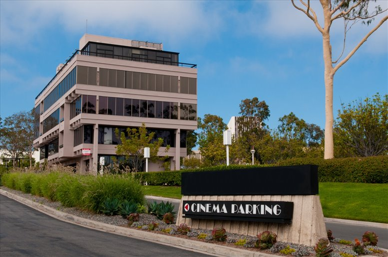 260 Newport Center Drive Office Space - Newport Beach