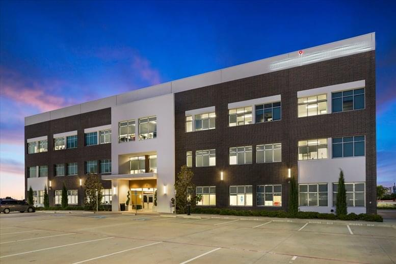 6010 W Spring Creek Pkwy Office Space - Plano