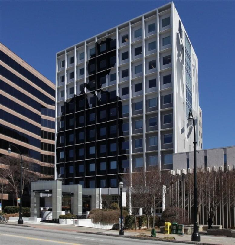 Photo of Office Space on Silhouette Building, 1447 Peachtree St NE Atlanta