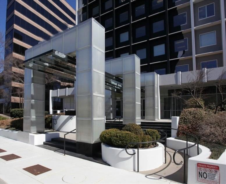 This is a photo of the office space available to rent on Silhouette Building, 1447 Peachtree St NE