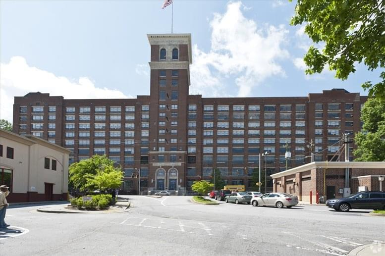 Ponce City Market, 675 Ponce De Leon Ave NE Office Space - Atlanta