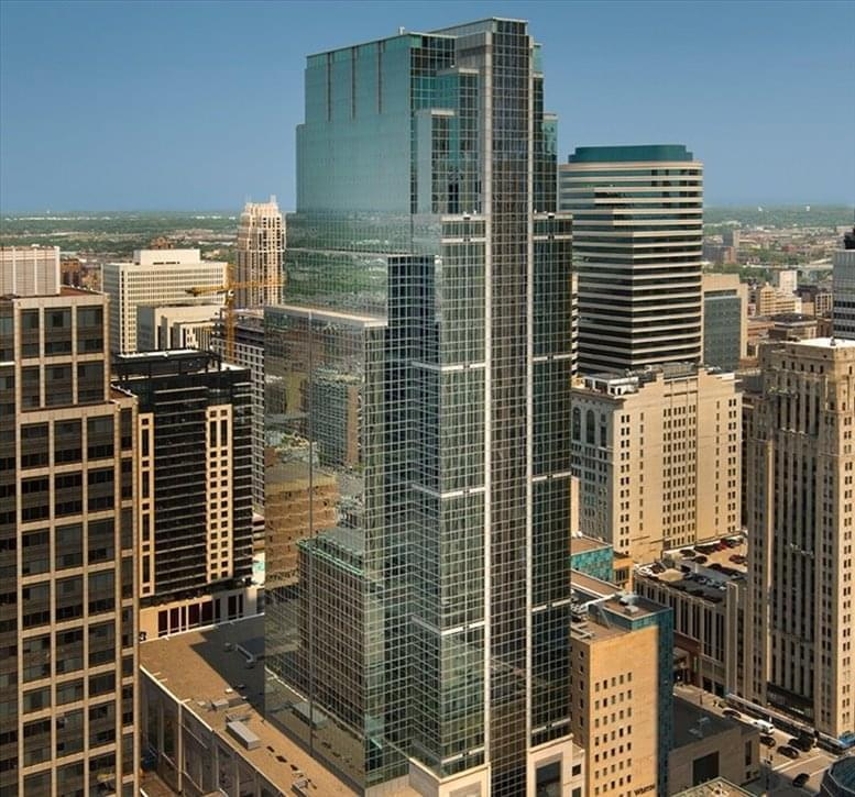 RBC Plaza available for companies in Minneapolis