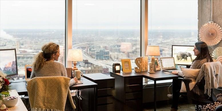Rbc Plaza Minneapolis Office Space Amp Coworking City Views