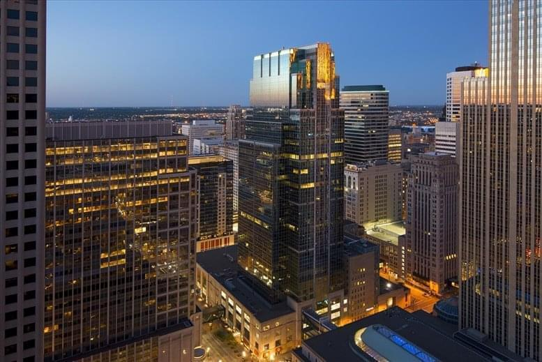 Office for Rent on RBC Plaza, 60 South 6th St, Downtown, Central Minneapolis
