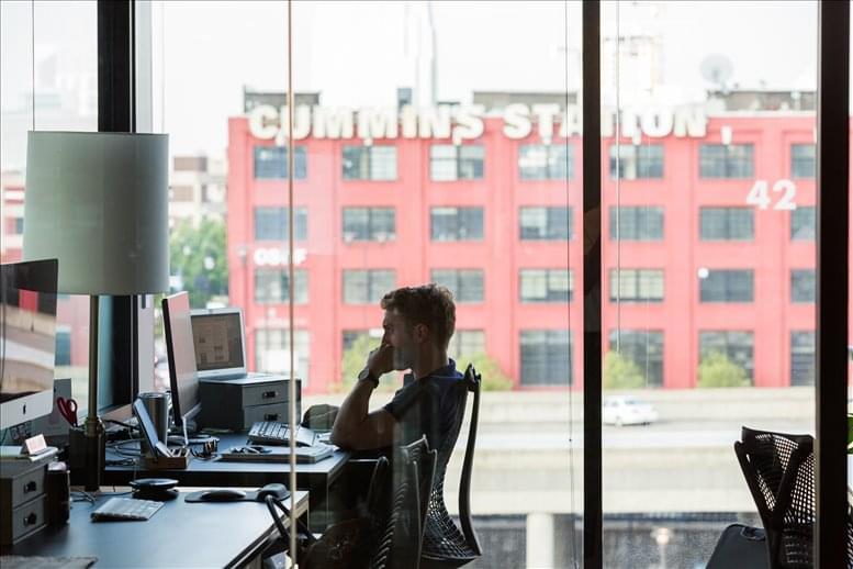Gulch Crossing, 1033 Demonbreun Street, The Gulch Office Space - Nashville