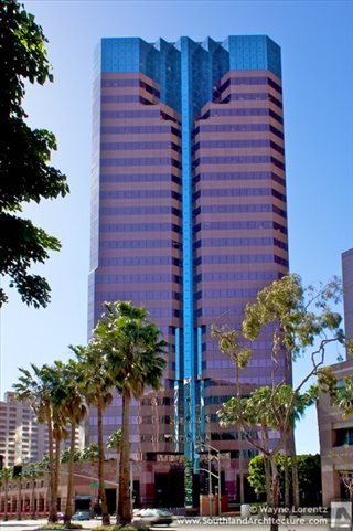Picture of One World Trade Center, 601 W Ocean Blvd, 8th Fl, Waterfront Office Space available in Long Beach