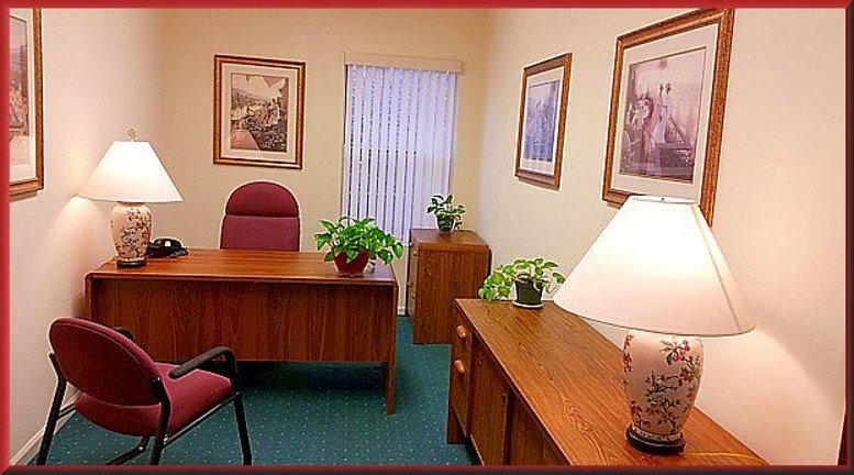 This is a photo of the office space available to rent on 621 Shrewsbury Avenue