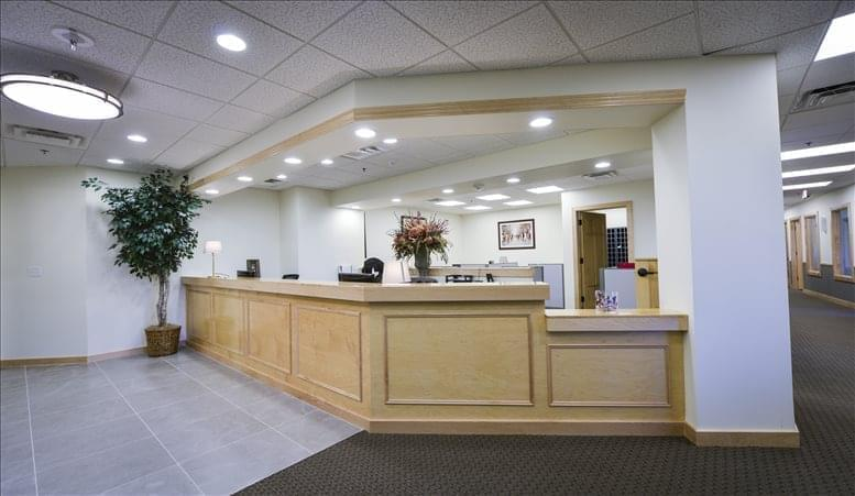 Gateway Building, 7201 Wisconsin Ave, Downtown Office for Rent in Bethesda