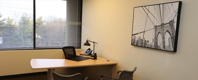 This is a photo of the office space available to rent on Gateway Building, 7201 Wisconsin Ave, Downtown