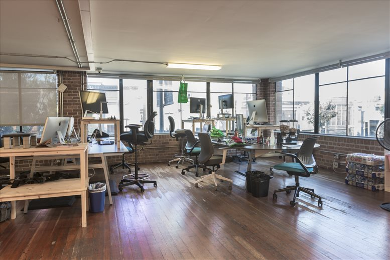 This is a photo of the office space available to rent on 169 11th St, SoMa