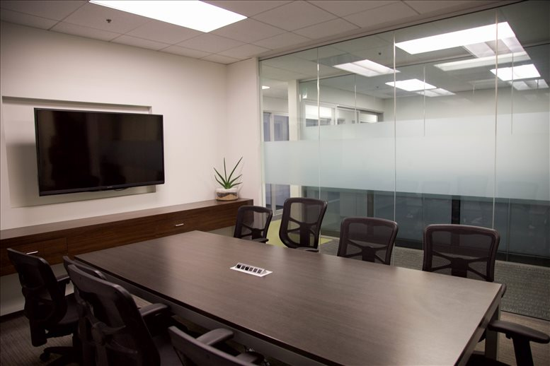 This is a photo of the office space available to rent on 4590 MacArthur Blvd
