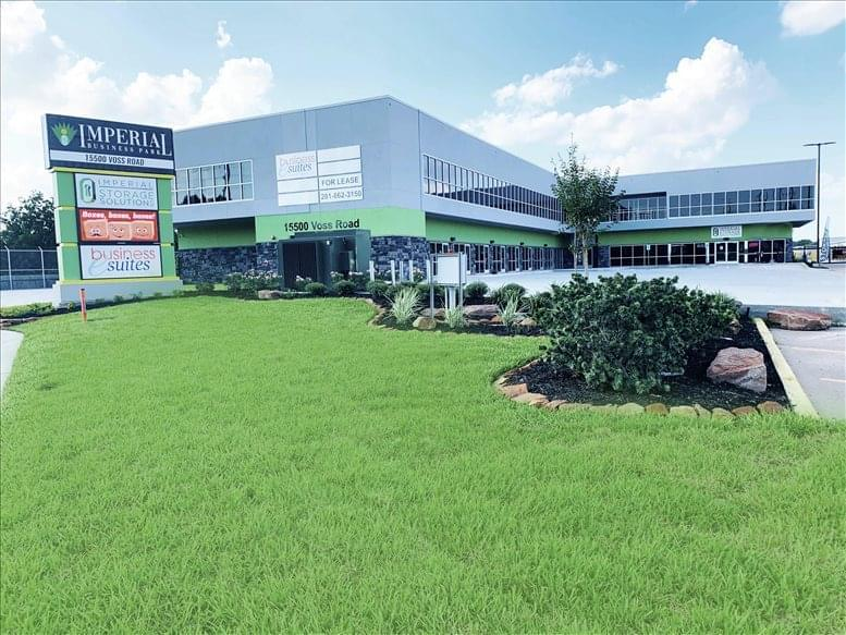 15492 Voss Rd Office Space - Sugar Land