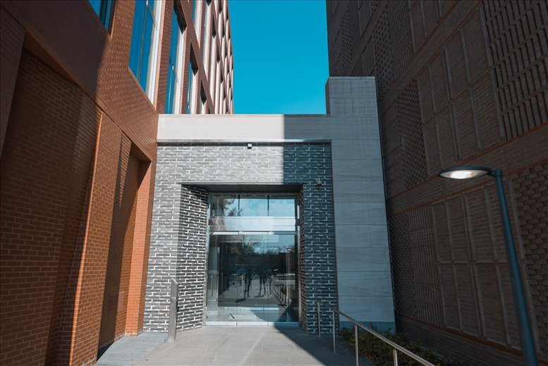 This is a photo of the office space available to rent on 700 Penn, 700 Pennsylvania Ave SE, Eastern Market, Capitol Hill