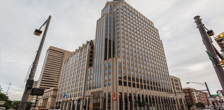 Fifth Third Center available for companies in Columbus