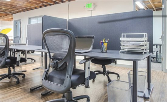 This is a photo of the office space available to rent on 3877 Grand View Blvd, Mar Vista