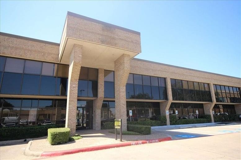Forest Abrams Place, 9304 Forest Lane, Lake Highlands Office Space - Dallas