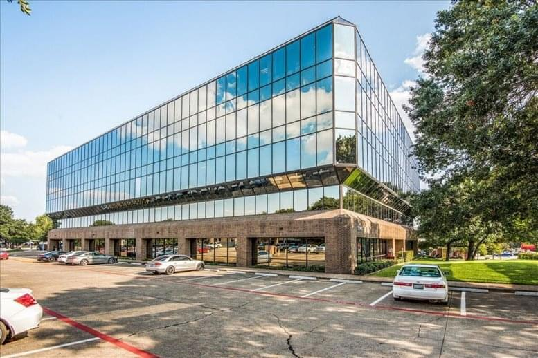 Office Alpha available for companies in North Dallas