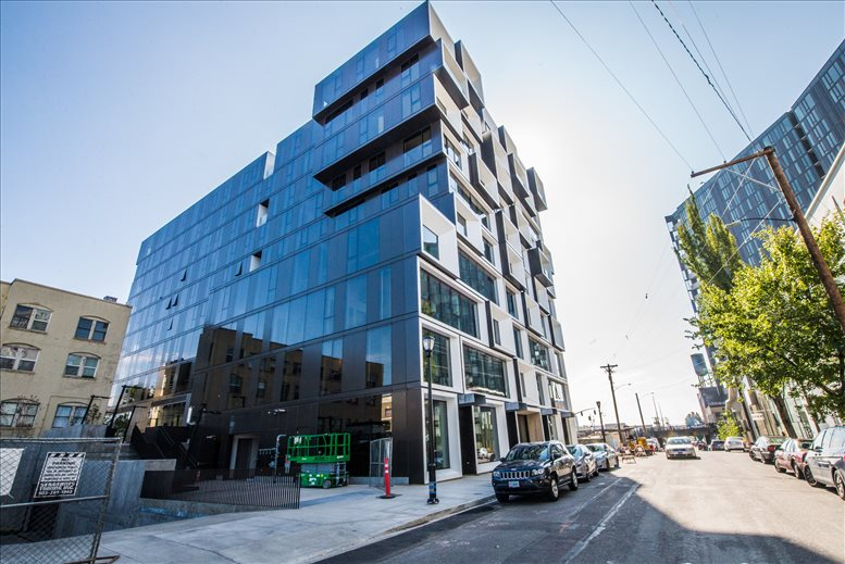 329 NE Couch Street available for companies in Portland