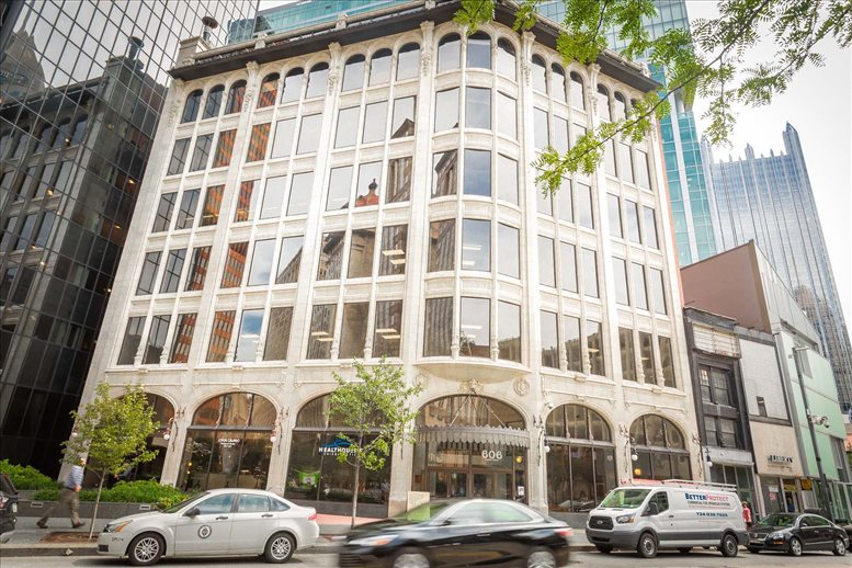 606 Liberty Avenue Office Space - Pittsburgh