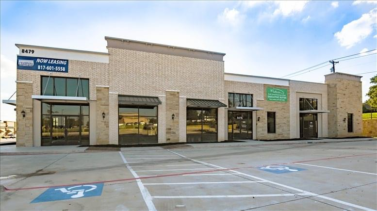 8479 Davis Blvd available for companies in Fort Worth