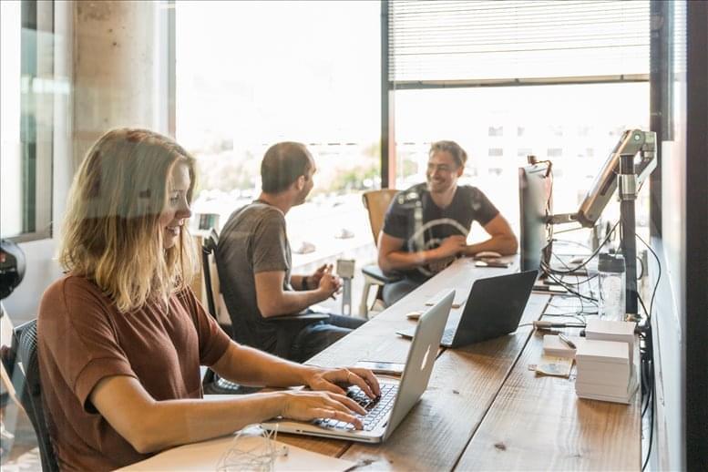 Stockyards, 976 Brady Ave, Home Park Office Space - Atlanta