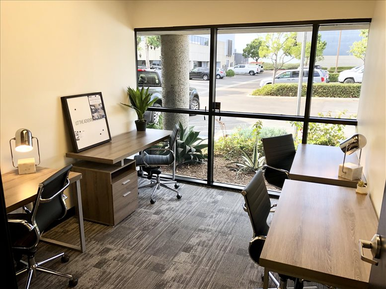 2292 Faraday Avenue Office Space - Carlsbad