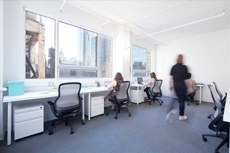 Photo of Office Space on 33 W 60th St, Lincoln Square, Manhattan NYC