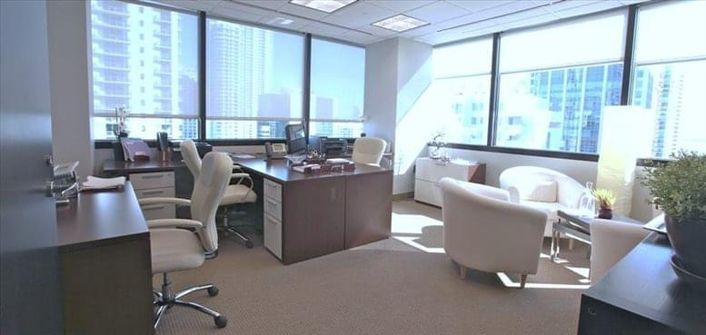 1200 Brickell Ave, 18th Fl, Brickell Office for Rent in Miami