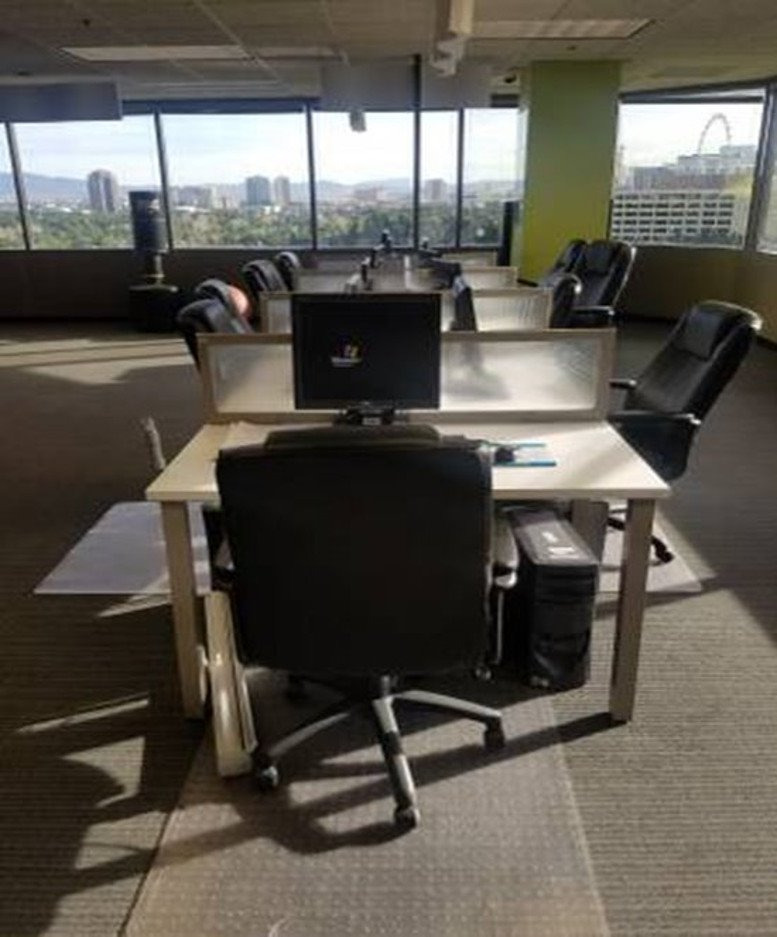 Photo of Office Space available to rent on 101 Convention Center Drive, Las Vegas