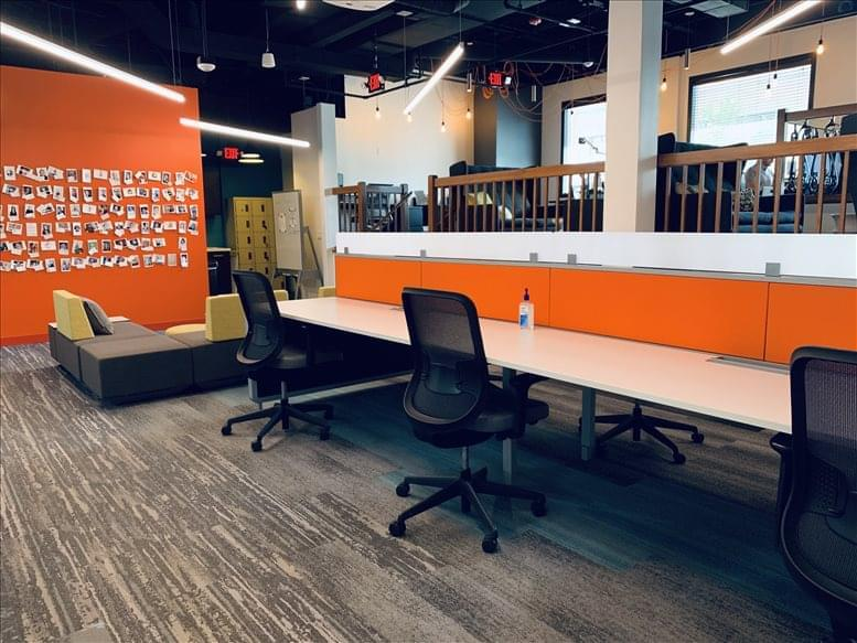 This is a photo of the office space available to rent on 25 N River Ln, Geneva